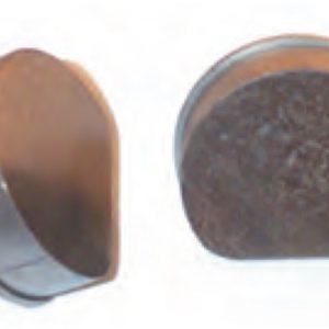 SPI Full Metal Brake pads for SKI-DOO FORMULA MACH I, XTC 1989-1994