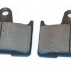 SPI Full Metal Brake pads for YAMAHA MOUNTAIN MAX 600 1998