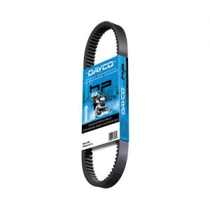 Dayco HP Drive Belt for Alouette SUPER 340 1973