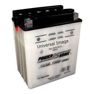 Power Sonic High Performance Battery for Kawasaki KLF185-A Bayou 1985-1988