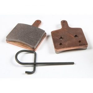 SPI Full Metal Brake pads for ARCTIC CAT F 800  (ALL OPTIONS) 2012