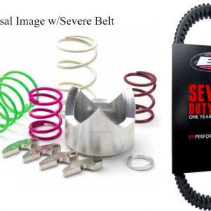 EPI Oversized Tire Clutch Kit for Kawaski 750 Teryx EFI 4×4 w/ Severe Duty Belt 2009-2013