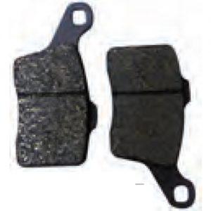 SPI Full Metal Brake pads for SKI-DOO EXPEDITION SPORT 550 F 2011-2016