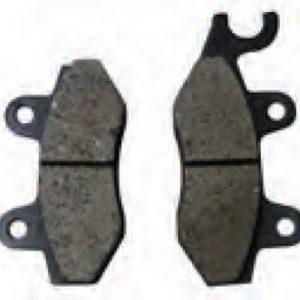 SPI Full Metal Brake pads for YAMAHA PHAZER ALL 2007-2017