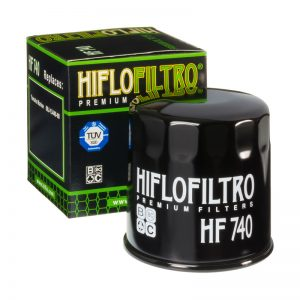 Hiflo Oil Filter for Yamaha Outboard F150 In Line Four 2004-2005