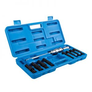 Blind bearing puller set