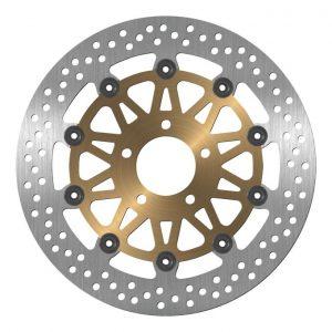 BikeMaster  Brake Rotor for GSF1200S Bandit 2001-2006