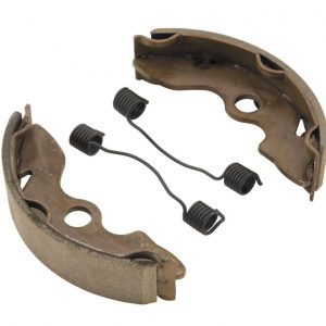 BikeMaster Standard Front Brake Pads for Honda TRX200D FourTrax Type II 1991-1997