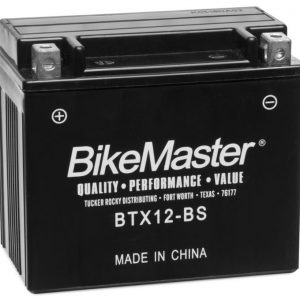 BikeMaster Maintenance Free Battery BTX5L-BS for Aprilia RS4 50 2011-2014