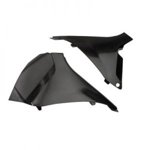 Acerbis Air Box Covers Black for KTM 125 SX 2012