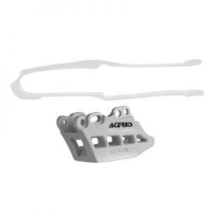 Acerbis Chain Guide and Slider Kit 2.0 White for Honda CRF250R 2014-2017