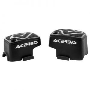 Acerbis Master Cylinder Covers Black for Husaberg FE 250 2014