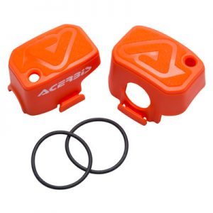 Acerbis Master Cylinder Covers 16 KTM Orange for Husaberg FE 250 2014