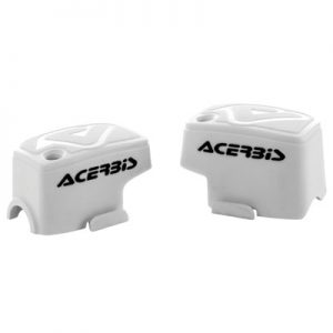 Acerbis Master Cylinder Covers White for Husaberg FE 250 2014
