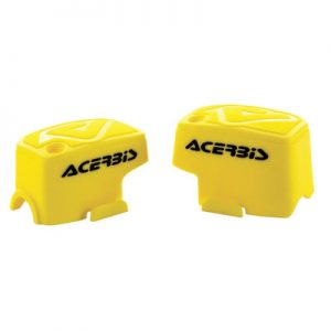 Acerbis Master Cylinder Covers Yellow for Husaberg FE 250 2014