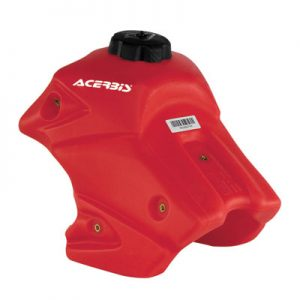 Acerbis Fuel Tank 1.7 Gallon Red for Honda CRF150R 2007-2009