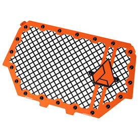 Assault Industries Hellfire V2 Front Grill Orange for Polaris RANGER RZR 900 TRAIL 2015-2018