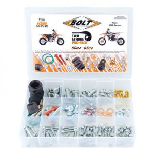 Bolt Euro Style Two Stroke Pro Pack Kit for Husqvarna TC 50 2017