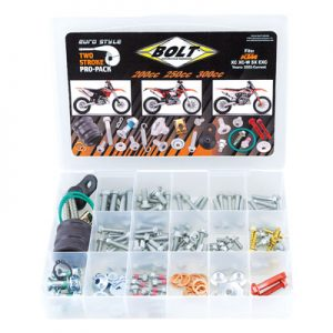 Bolt Euro Style Two Stroke Pro Pack Kit for KTM 200 EXC 2002-2005