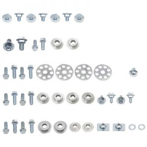 Bolt Full Plastics Fastener Kit for Honda CR125R 2000-2007