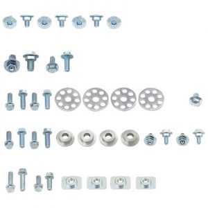 Bolt Full Plastics Fastener Kit for Honda CRF250R 2006-2009
