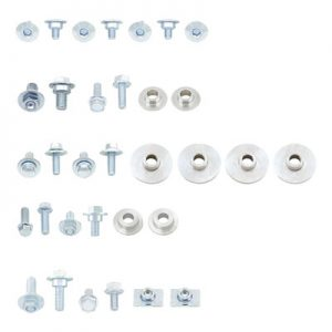 Bolt Full Plastics Fastener Kit for Honda CRF150R 2007-2009