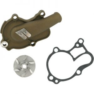 Boyesen Supercooler Water Pump Cover and Impeller Kit Magnesium for Yamaha YZ250 1999-2018