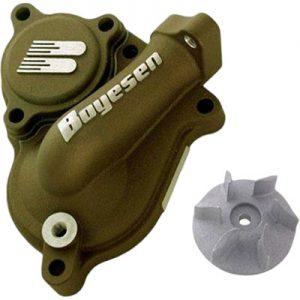Boyesen Supercooler Water Pump Cover and Impeller Kit Magnesium for Honda CRF450R 2009-2016