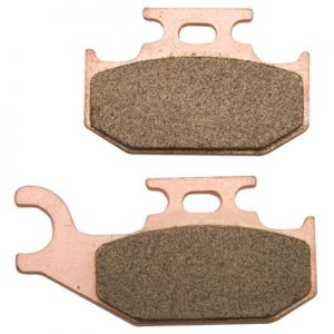 Braking Rear Brake Pads – Sintered Metal for Kawasaki KX65 2000-2009