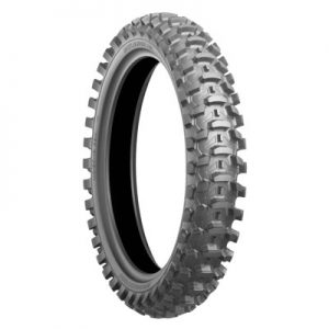 100/90×19 Bridgestone Battlecross X10 Mud and Sand Tire for Alta REDSHIFT MX 2017