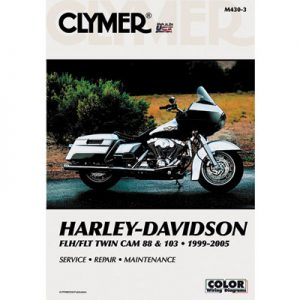 Clymer Repair Manuals for Harley-Davidson CVO Electra Glide Classic FLHTCSE 2004-2005