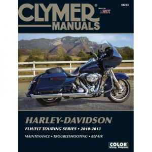 Clymer Repair Manuals for Harley-Davidson CVO Electra Glide Ultra Classic FLHTCUSE 2010-2013