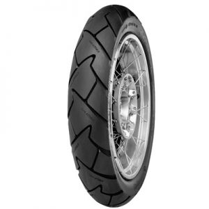 100/90B-19 (57H) Continental ContiTrail Attack 2-Front Dual Sport Motorcycle Tire for Harley-Davidson Dyna Low Rider FXDL  2017