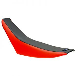 Cycle Works Seat Cover Red/Black for Honda CRF150F 2003-2009