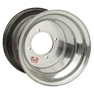 4/156 Douglas .190 Wheel 10X5 3.0 + 2.0 for E-Ton YUKON YXL150 2000-2002
