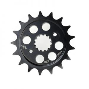 Driven Racing 520 Steel Front Sprocket 16 Tooth for BMW F650GS 2001-2007