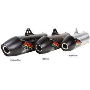 Dubach Racing NS-4 Stainless/Aluminum Slip On Exhaust for Honda CRF250R 2011-2013