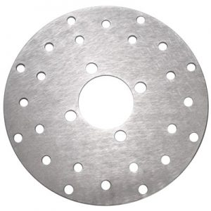 EBC Brake Rotor, Front 180mm for Yamaha BIG BEAR 2×4 400 2000-2004