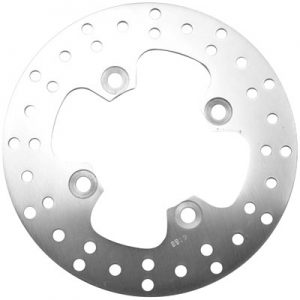 EBC Brake Rotor, Front for Kawasaki BRUTE FORCE 650 4×4 2005-2011
