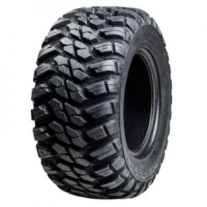GBC Kanati Mongrel 10-Ply Radial Tire 27×9-12 for Arctic Cat 1000 LTD 2012