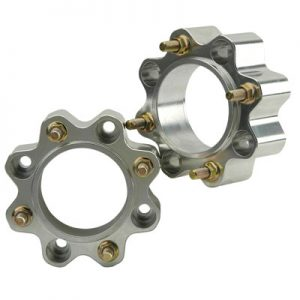 Tusk Rear Aluminum Wheel Spacers 45 mm for Yamaha BLASTER 200 1988-2006