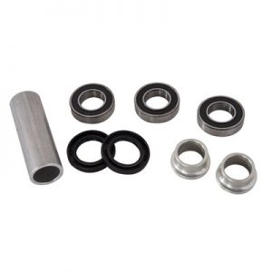G-Force Richter Replacement Wheel Bearing and Spacer Kit – Rear for Suzuki RMZ250 2007-2018