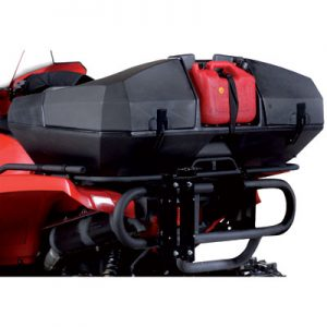 Kimpex Outback Rear Trunk Black 89 Liter for Arctic Cat 1000 LTD 2012