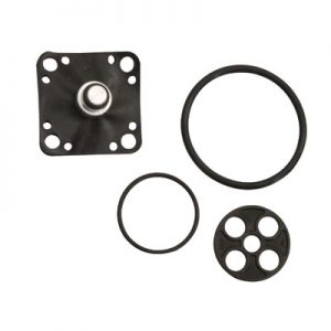 K & L Fuel Petcock Repair Kit for Kawasaki KLR650 1987-2007