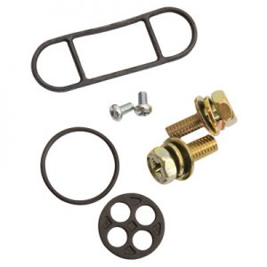 K & L Fuel Petcock Repair Kit for Kawasaki BAYOU 220 1988-2002