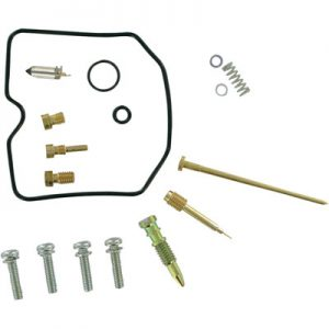 K & L Carburetor Parts Kit for Kawasaki MOJAVE 250 1987-2002