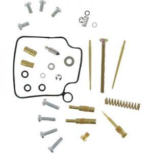 K & L Carburetor Parts Kit for Honda TRX 300FW 4X4 1988-1991