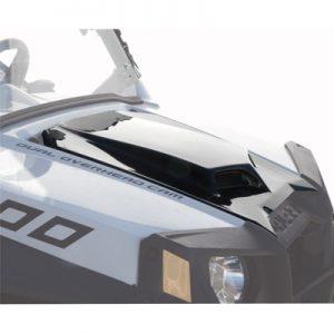 Maier Scooped Hood Black for Polaris RANGER RZR 4 800 2011-2014