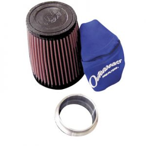 Modquad Air Flow System with K&N Filter for Honda TRX 400EX 1999-2008