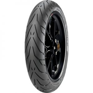 110/80R-19 (59V) Pirelli Angel GT Front Motorcycle Tire for Aprilia ETV 1000 Caponord 2002-2007